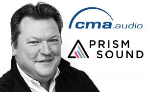 Prism Sound Appoints cma audio As Its New Distributor - Christof Mallmann, CEO of cma audio