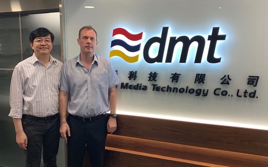 Prism Sound Appoints Digital Media Technology As Its Distributor For The People's Republic of China