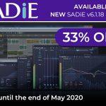 SADiE v6.1.18 update offer