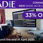 SADiE v6.1.7 upgrade offer